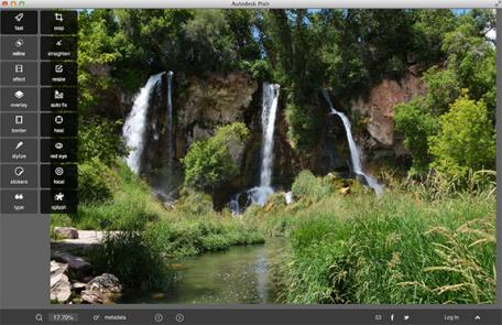 pixlr screenshot
