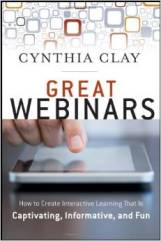 Great Webinars Book Cover