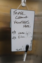 fridge whiteboard