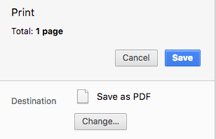 save as pdf screenshot